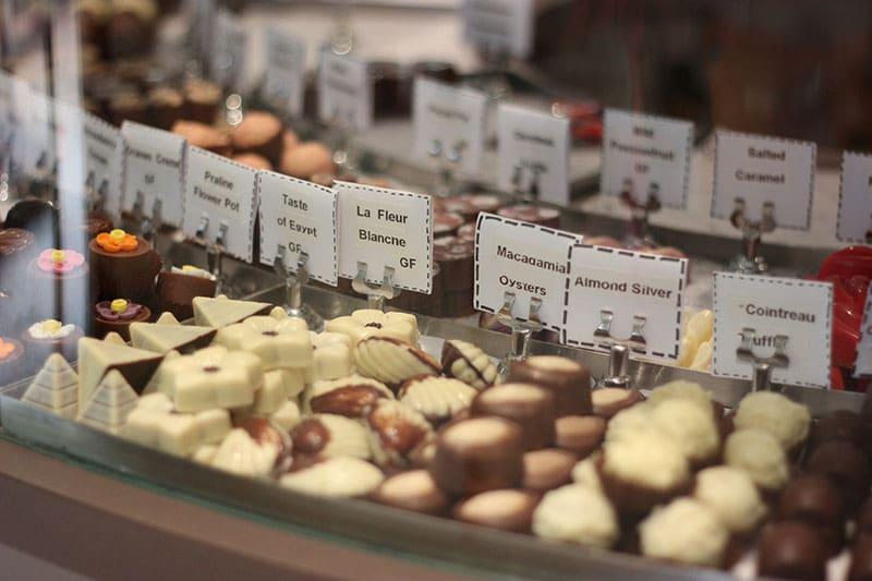 O que fazer em Sunshine Coast: Chocolates