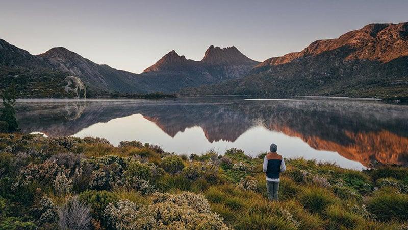 O que fazer na Tasmânia: Lago St Clair