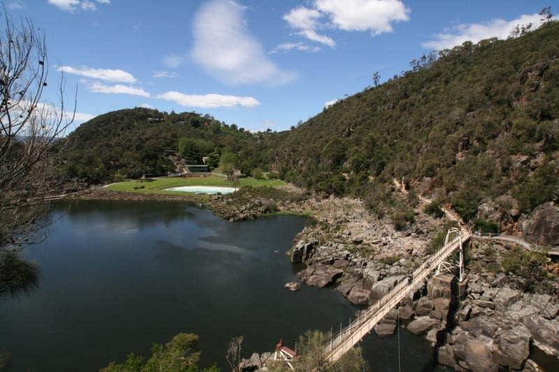 O que fazer na Tasmânia: Reserve George