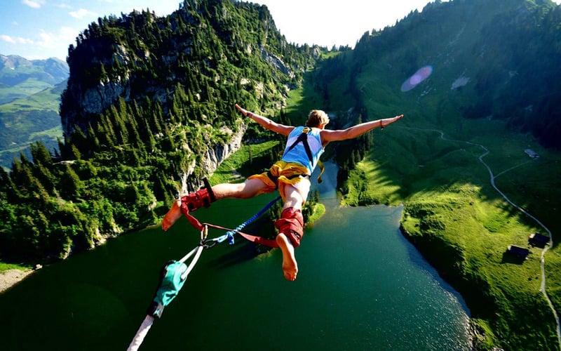 O que fazer em Taupo: Bungee Jump