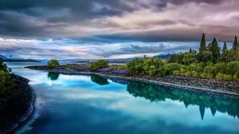 O que fazer em Taupo: Lago