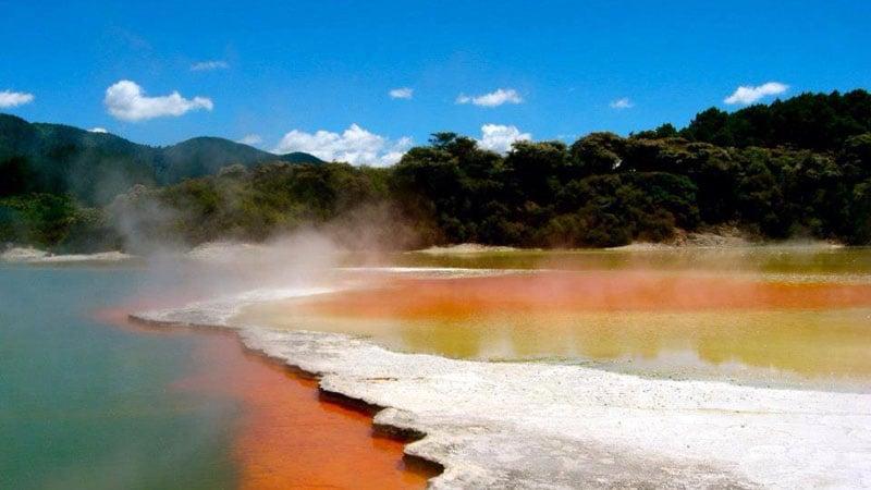 O que fazer em Taupo: Wai-O-Tapu Thermal Wonderland