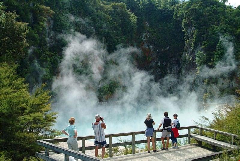 O que fazer em Taupo: Waimangu Volcanic Valley