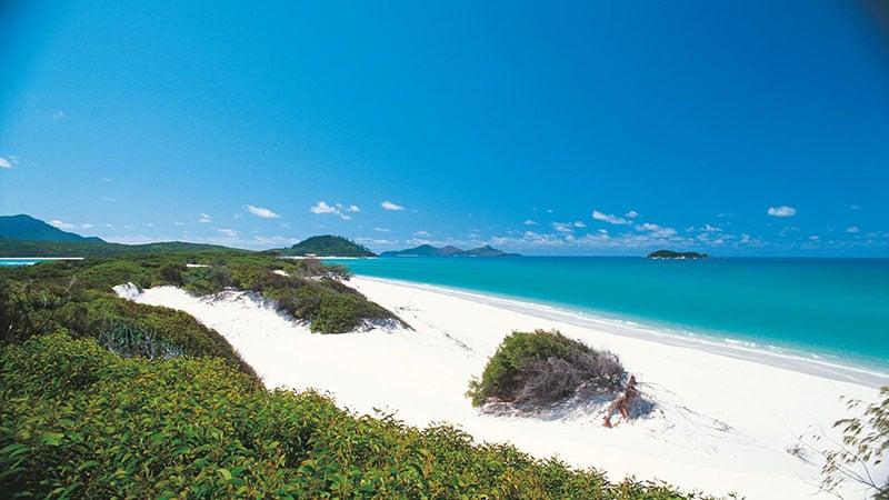 O que fazer em Whitsundays: Cateran Bay