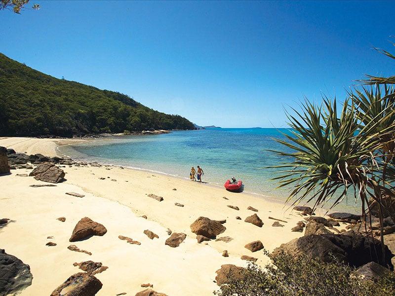 O que fazer em Whitsundays: Chance Bay