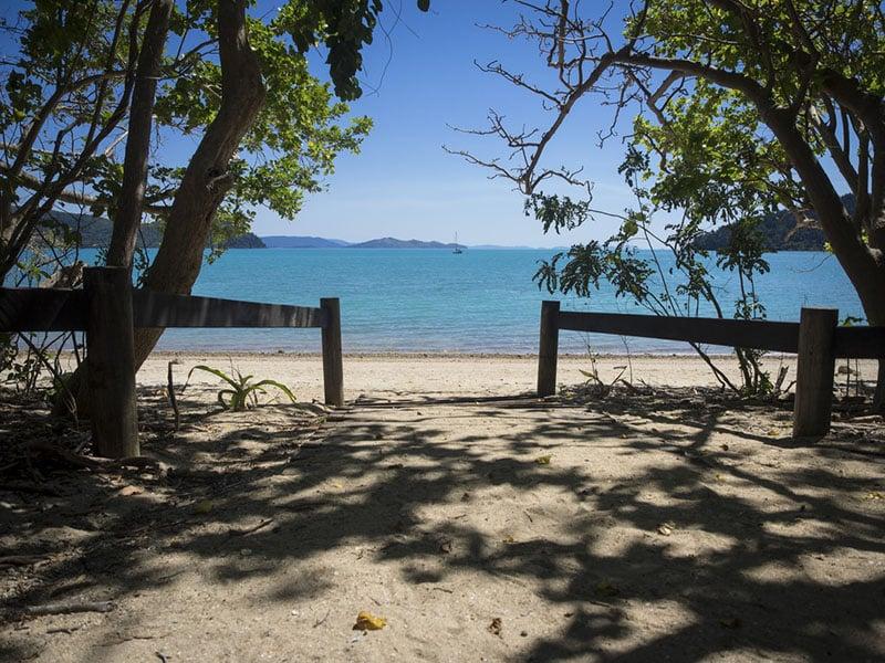 O que fazer em Whitsundays: Praia Dugong