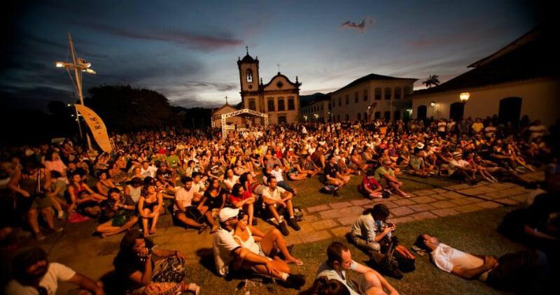 O Que Fazer em Paraty: Festival