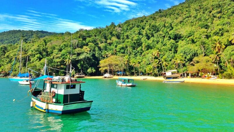 O Que Fazer em Paraty: Passeio de Barco