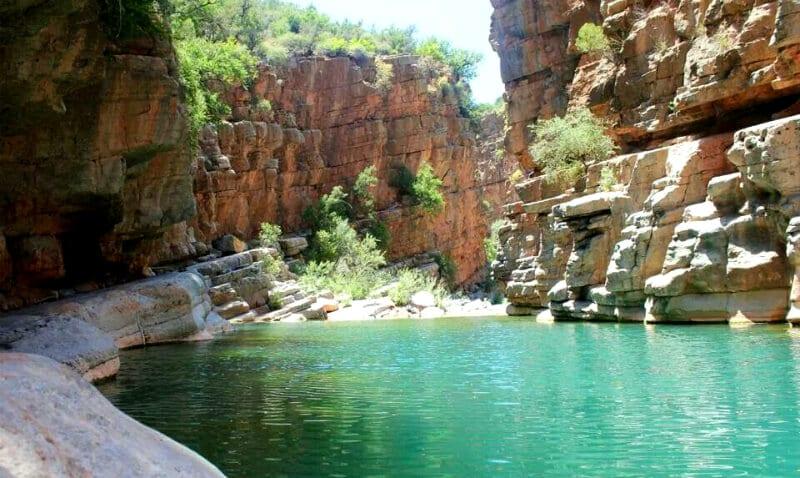 O Que Fazer em Agadir: Cascatas de Immouzer e Paradise Valley