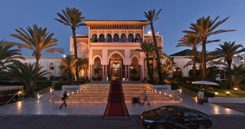 Hotéis em Agadir
