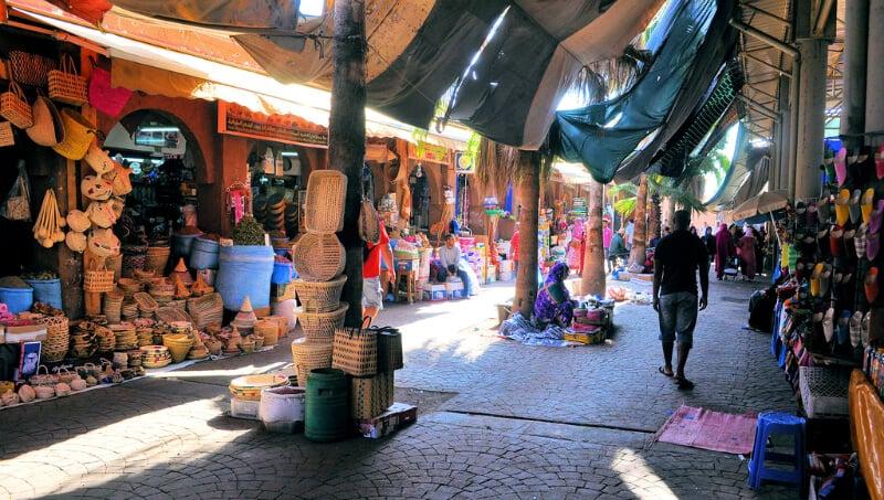 O Que Fazer em Agadir: Souk El Had