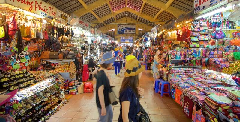 O Que Fazer em Ho Chi Minh City: Ben Thanh Market