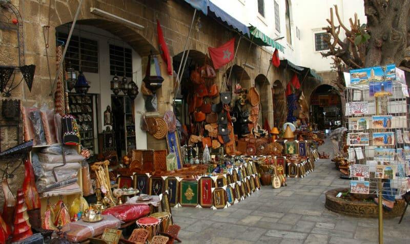 O Que Fazer em Casablanca: Medina