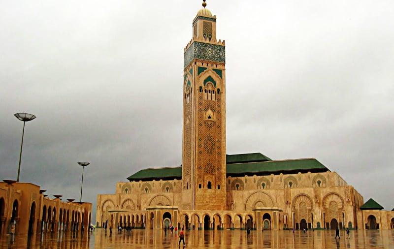 O Que Fazer em Casablanca: Mesquita Hassan II