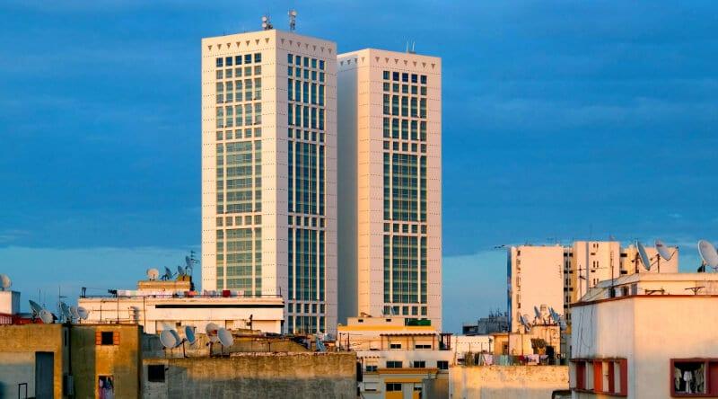 O Que Fazer em Casablanca: Twin Center