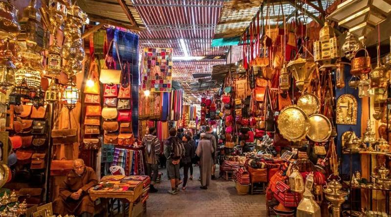 O Que Fazer em Fez:Medina