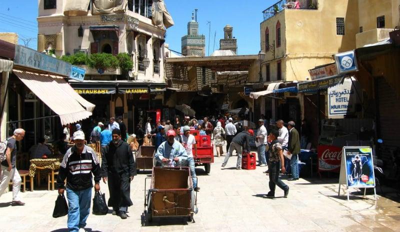 O Que Fazer em Fez: Talaa Kebira