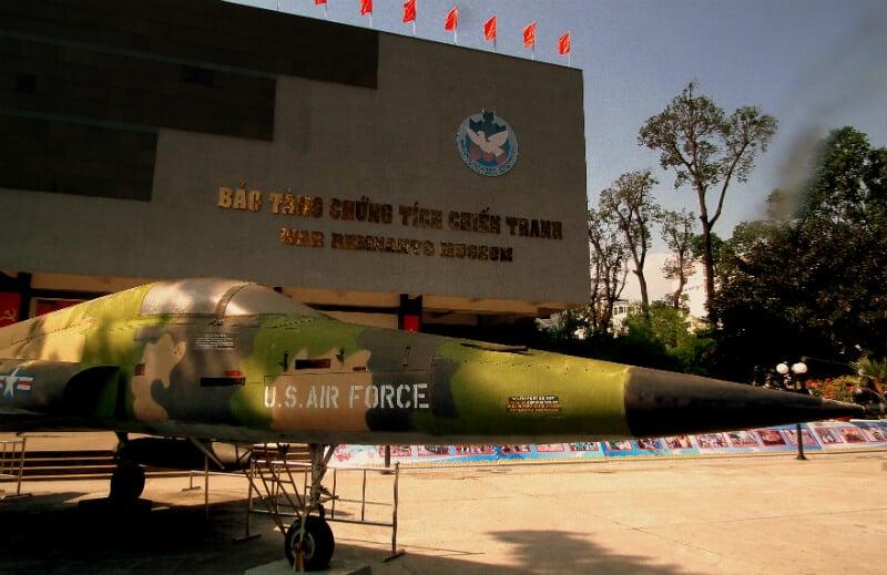 O Que Fazer em Ho Chi Minh City: Museu das Reminiscências da Guerra