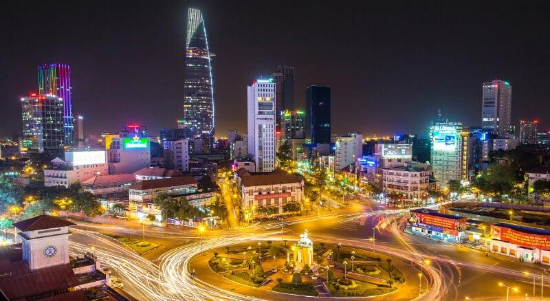 O Que Fazer em Ho Chi Minh City no Vietnã
