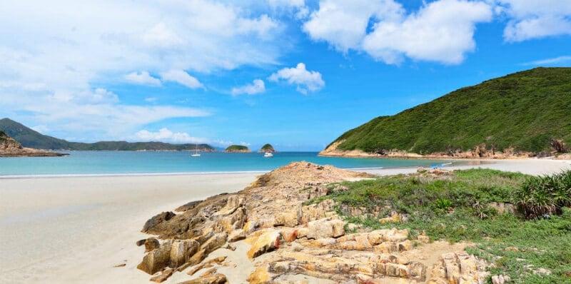 O Que Fazer em Hong Kong: Praias