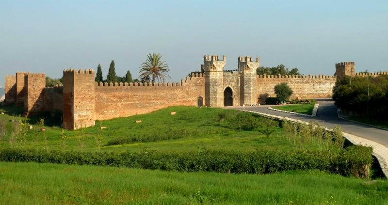 O Que Fazer em Rabat: Chellah