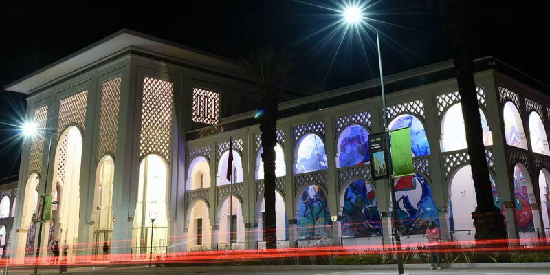 O Que Fazer em Rabat: Museu de Arte Moderna e Arte Contemporânea Mohammed VI