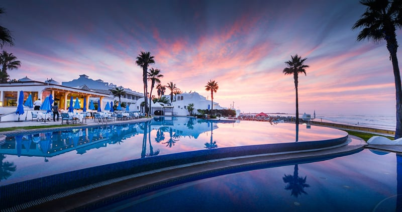Hotéis em Rabat