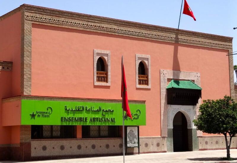 O Que Fazer em Marrakech: Ensemble Artisanal