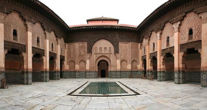 O Que Fazer em Marrakech: Madrassa Ben Youssef