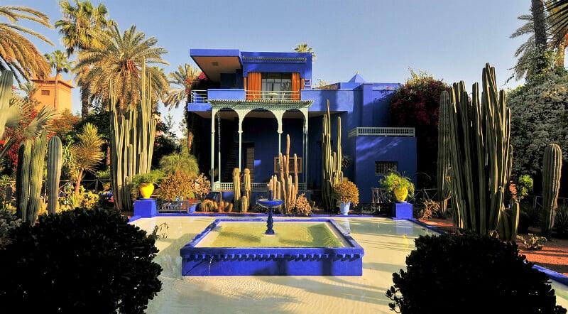O Que Fazer em Marrakech: Yves Saint Laurent House