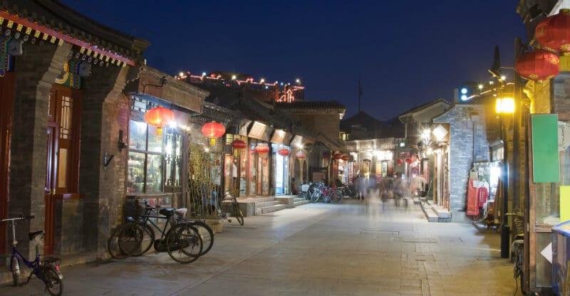 O Que Fazer em Pequim: Hutongs