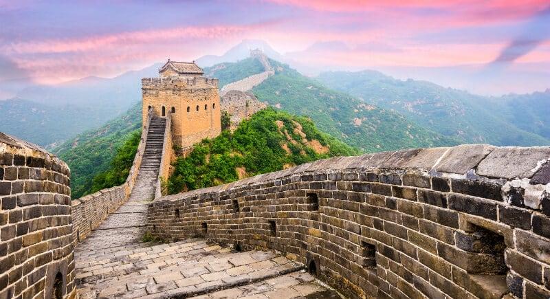 O Que Fazer em Pequim: Muralha da China