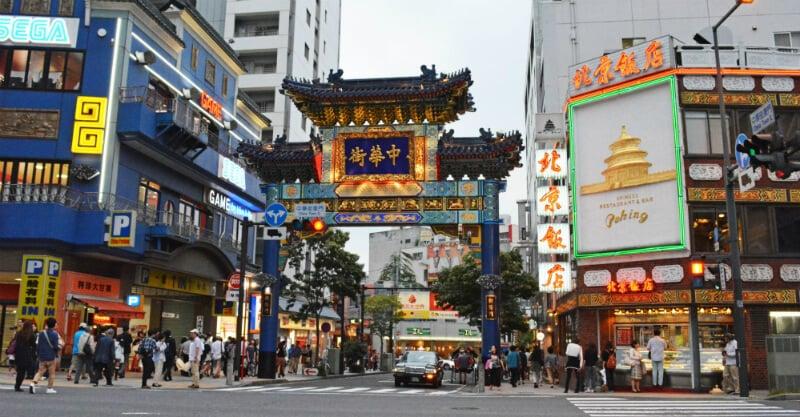 O Que Fazer em Yokohama: Chinatown