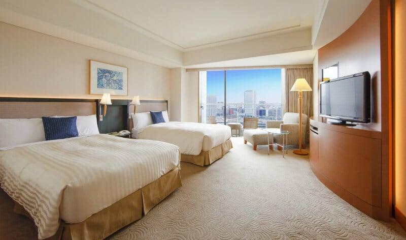 Hotéis em Yokohama