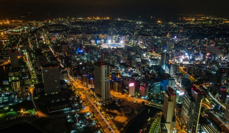 O Que Fazer em Yokohama: Sky Garden