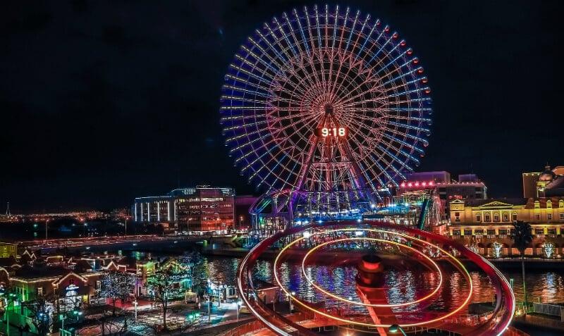 O Que Fazer em Yokohama: Cosmo World