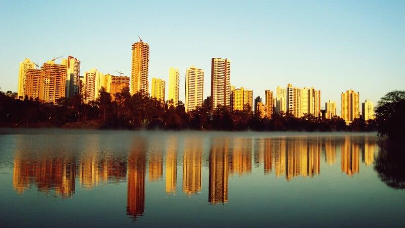 O Que Fazer em Londrina: Lago Igapó