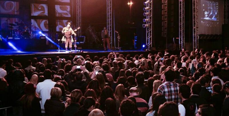 O Que Fazer em Londrina: Festival Internacional de Londrina