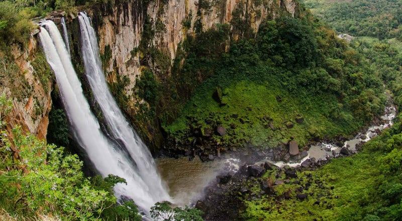 O Que Fazer em Londrina: Salto do Apucaraninha