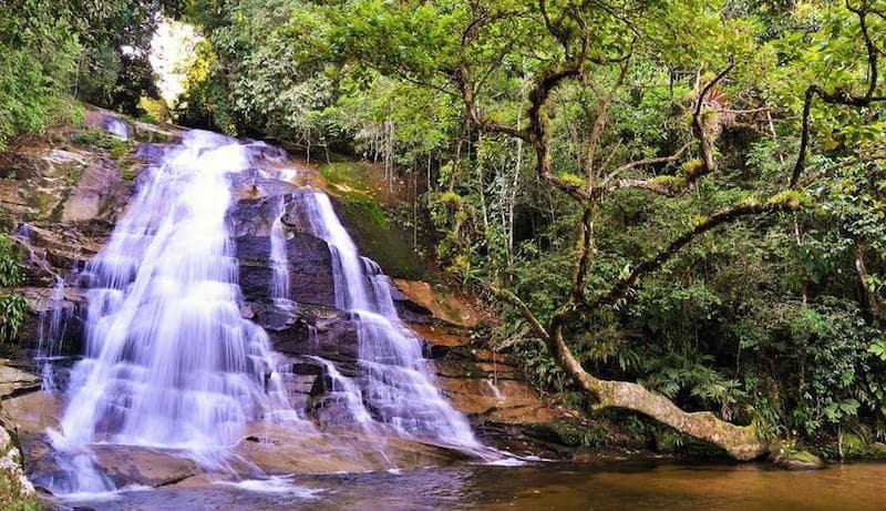 O Que Fazer em Ubatuba: Trilhas com Cachoeiras