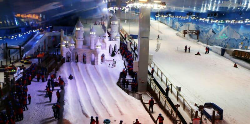 O Que Fazer em Canela: Snowland