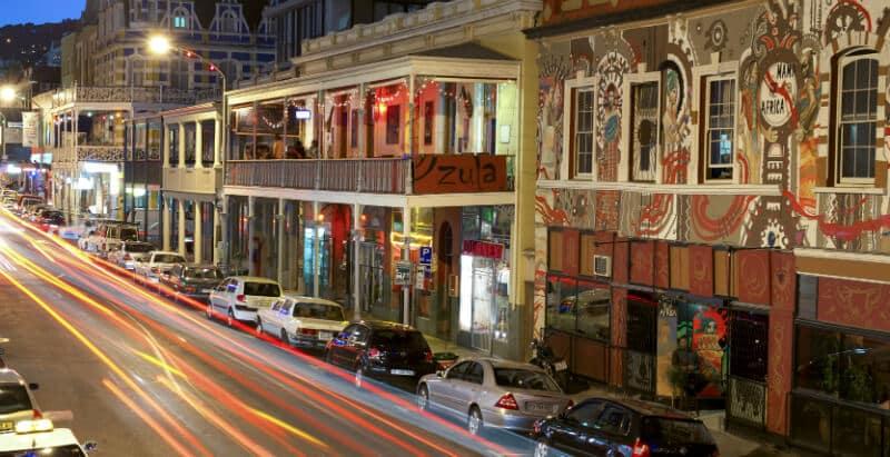 O Que Fazer na Cidade do Cabo: Long Street