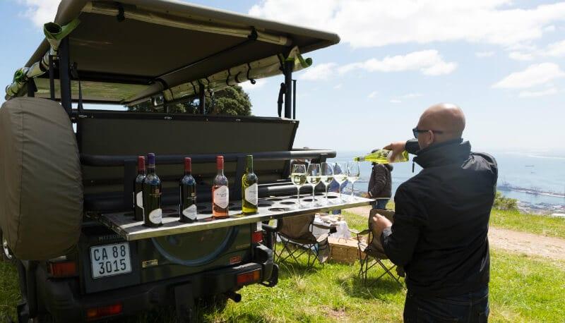 O Que Fazer na Cidade do Cabo: safari de vinhos