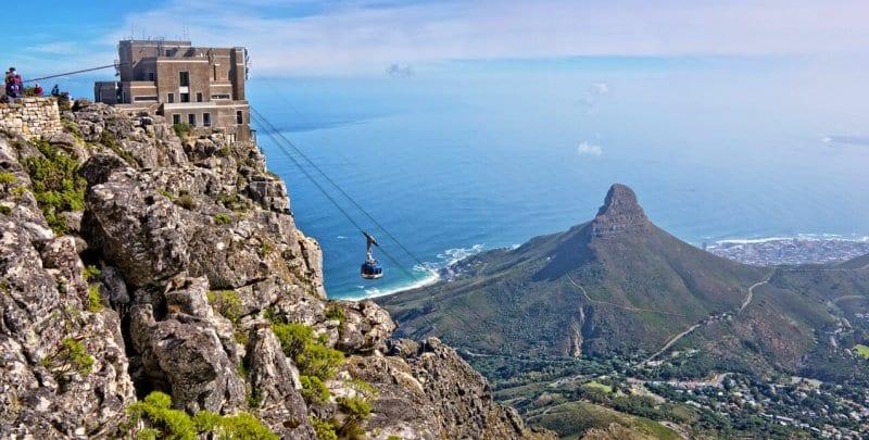 O Que Fazer na Cidade do Cabo: Table Mountain