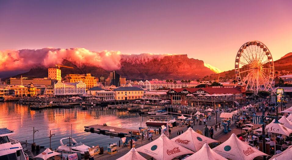 O Que Fazer na Cidade do Cabo: V&A Waterfront