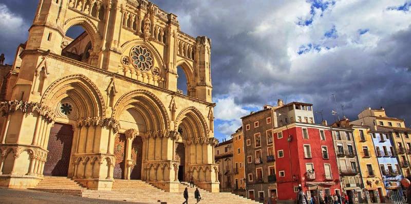 O Que Fazer em Cuenca: centro histórico