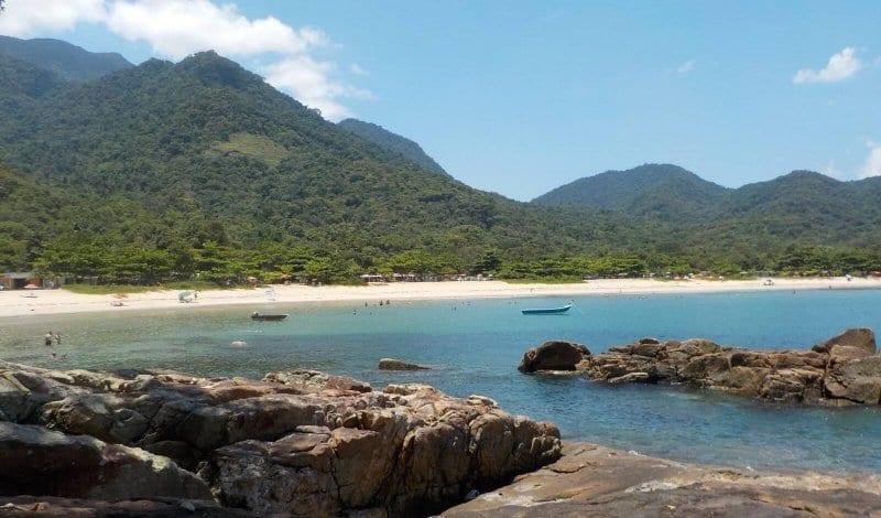 O Que Fazer em Camburi: Praia
