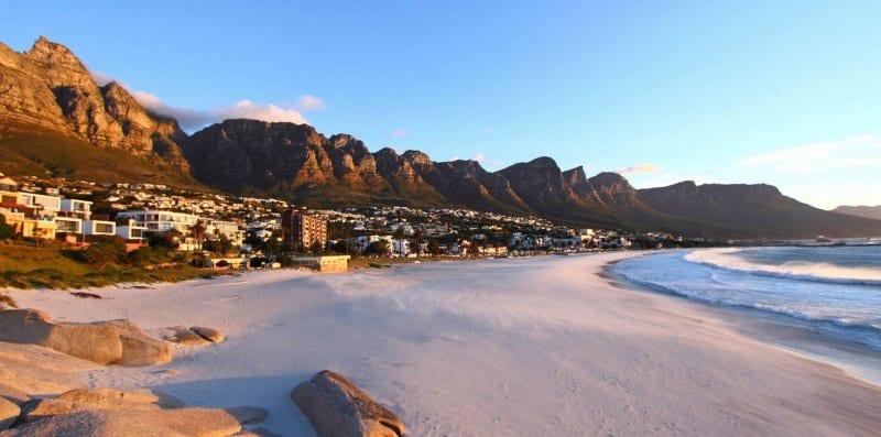 O Que Fazer na Cidade do Cabo: Praias