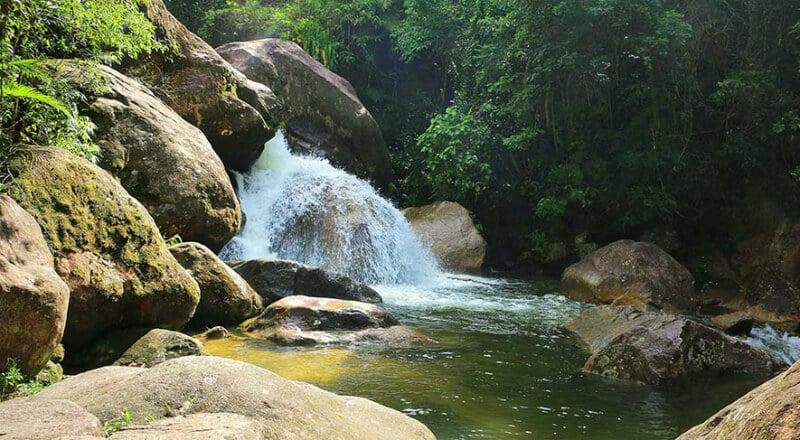 O Que Fazer em Caraguatatuba: circuito de cachoeiras