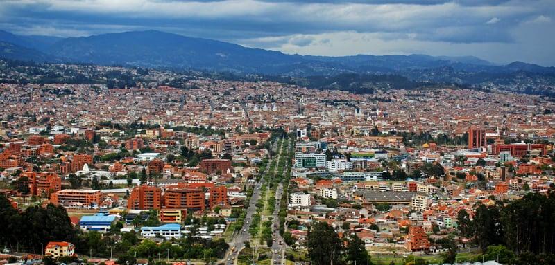 O Que Fazer em Cuenca: Mirador de Turi
